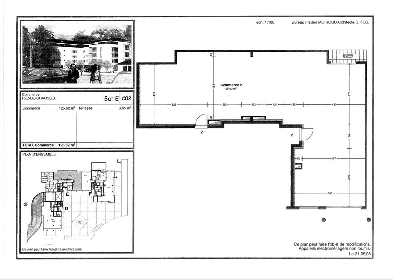 Vente commerce - Haute-Savoie (74) - 126.0 m²