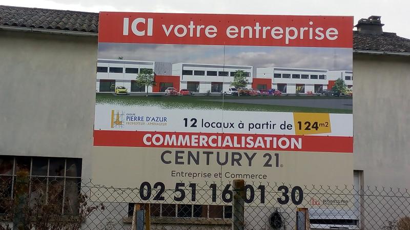 Local d'activité à vendre - 184.0 m2 - 44 - Loire-Atlantique