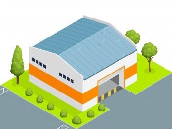 Garage à louer - 100.0 m2 - 71 - Saone-et-Loire