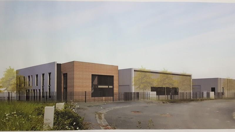 Entrepôt à louer - 181.0 m2 - 44 - Loire-Atlantique