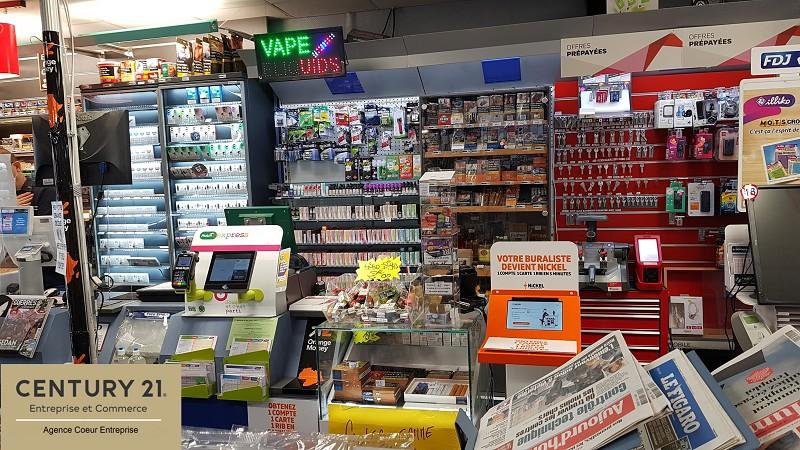 Tabac à vendre - 71 - Saone-et-Loire