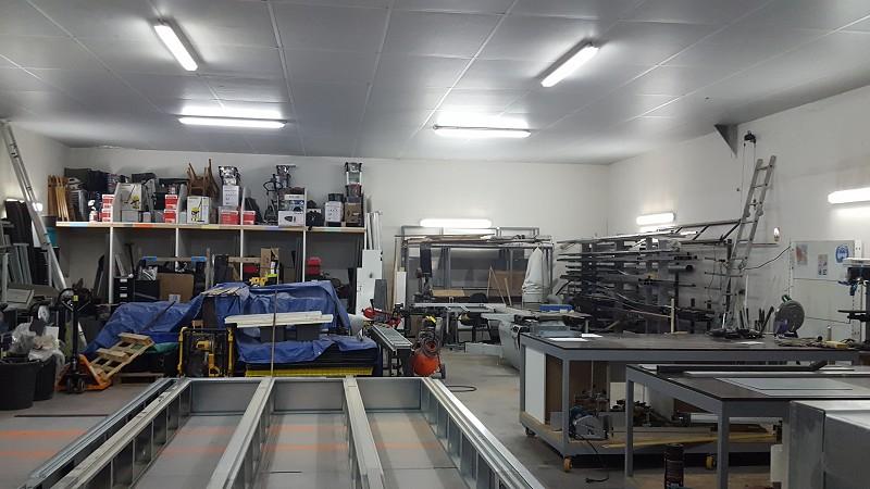 Entrepôt à louer - 374.0 m2 - 44 - Loire-Atlantique