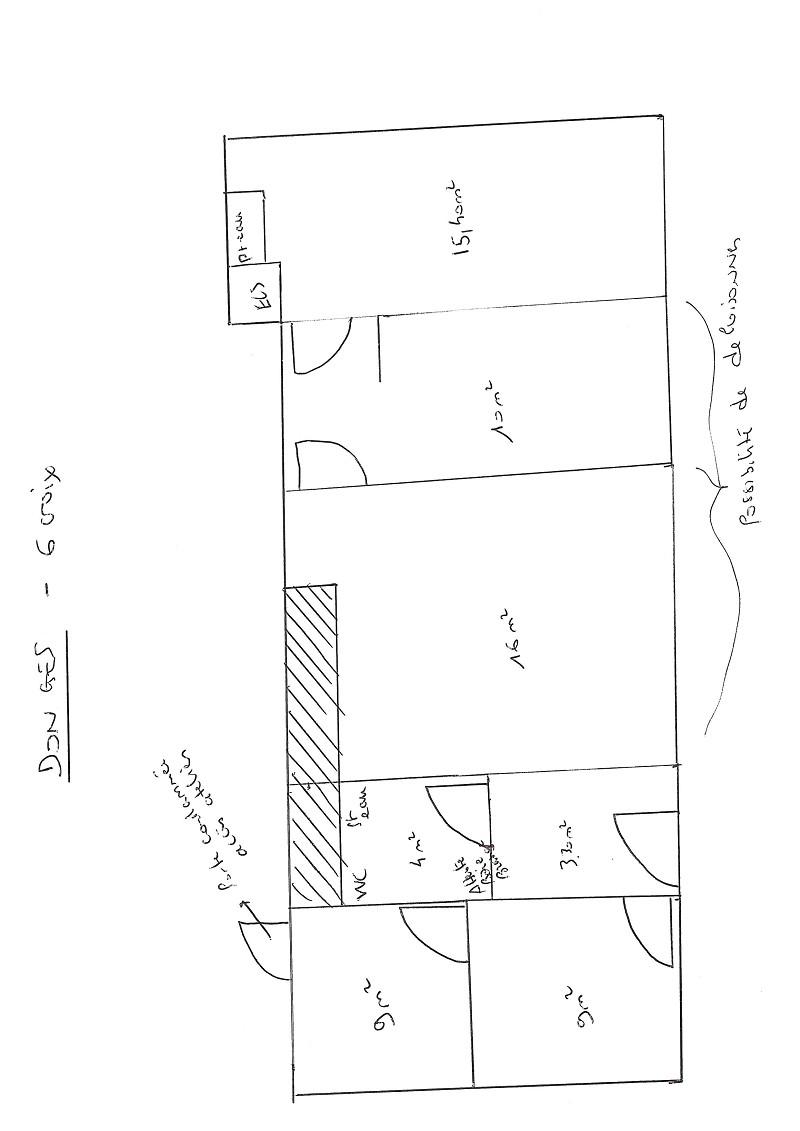 Bureaux à louer - 70.0 m2 - 44 - Loire-Atlantique