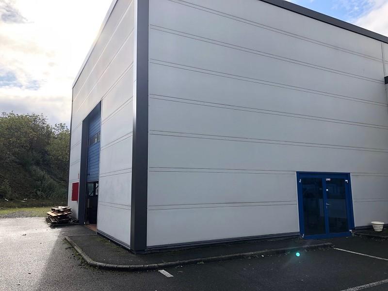 Entrepôt - 170 m² - MARGENCEL