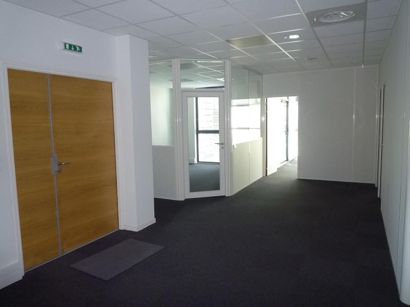 Bureaux à louer - 166.0 m2 - 44 - Loire-Atlantique