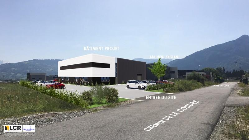 Local d'activité à louer - 852.0 m2 - 74 - Haute-Savoie
