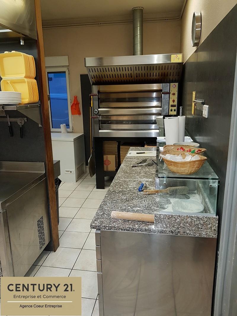 Restauration rapide à vendre - 80.0 m2 - 71 - Saone-et-Loire