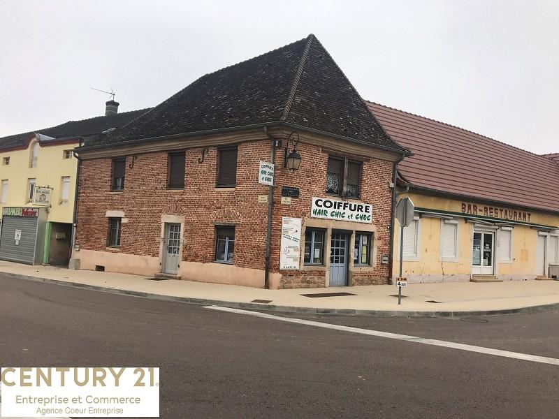 Salon de coiffure à vendre - 71 - Saone-et-Loire