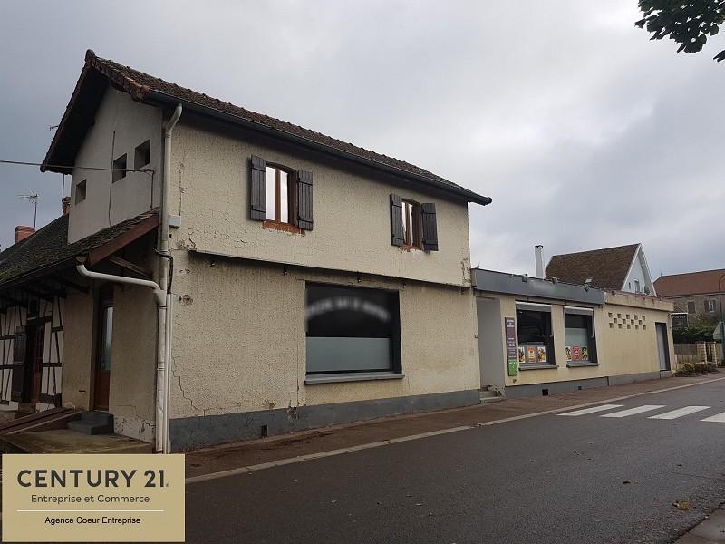 Vente commerce - Saone-et-Loire (71) - 336.0 m²