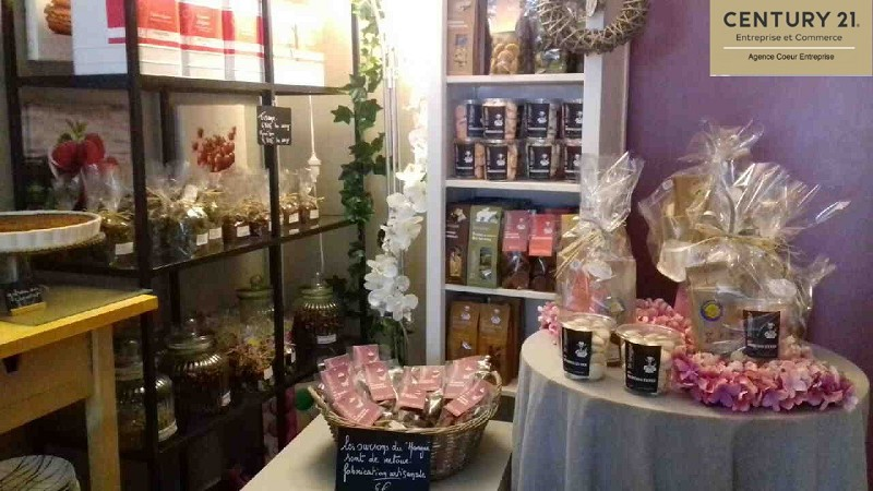 Café-Salon de thé à vendre - 71 - Saone-et-Loire