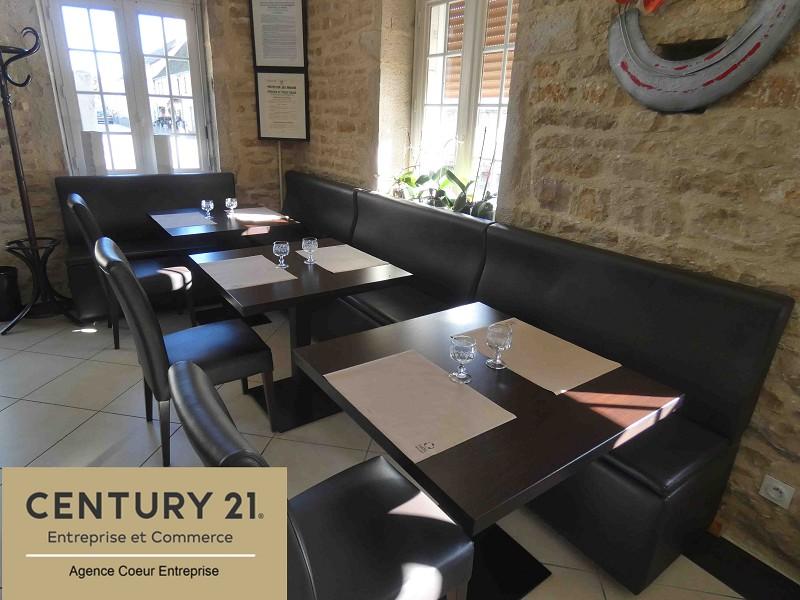 Restaurant à vendre - 180.0 m2 - 71 - Saone-et-Loire