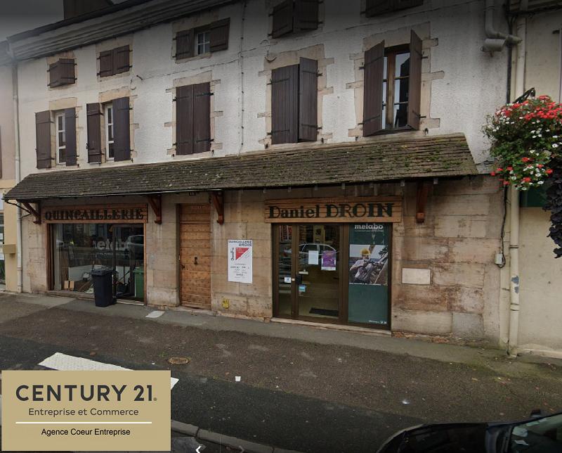 Tous commerces à louer - 530.0 m2 - 71 - Saone-et-Loire