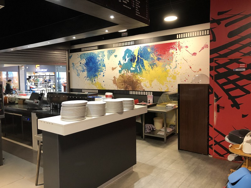 Restaurant à vendre - 155.0 m2 - 74 - Haute-Savoie
