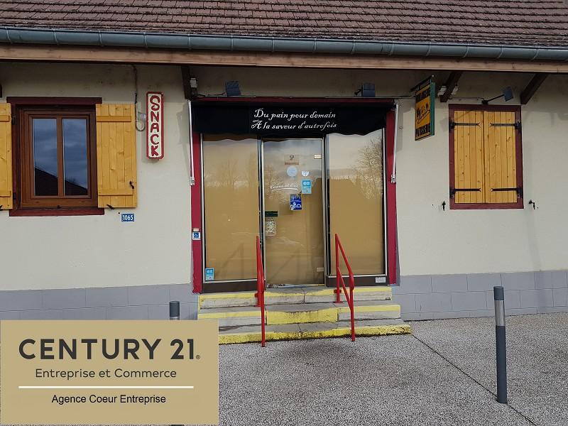 Boulangerie à vendre - 71 - Saone-et-Loire