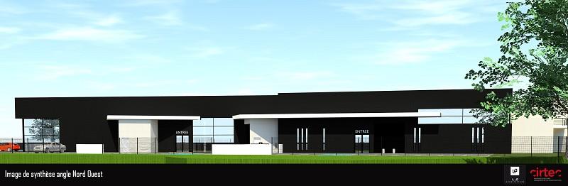 Location entreprise - Loire-Atlantique (44) - 303.0 m²