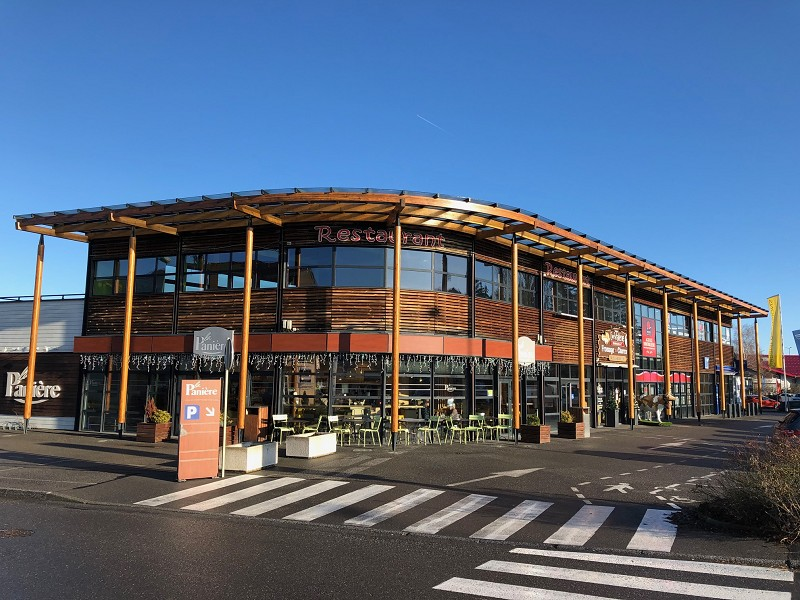 Vente commerce - Haute-Savoie (74) - 386.0 m²