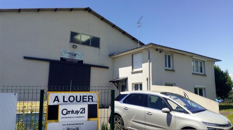 Local d'activité à louer - 212.0 m2 - 44 - Loire-Atlantique