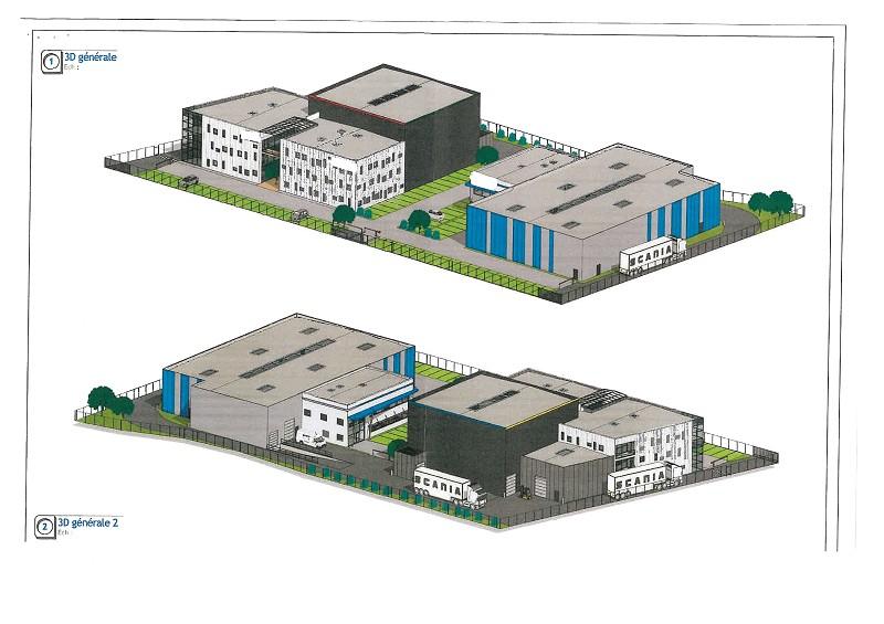 Bureaux à louer - 122.0 m2 - 44 - Loire-Atlantique