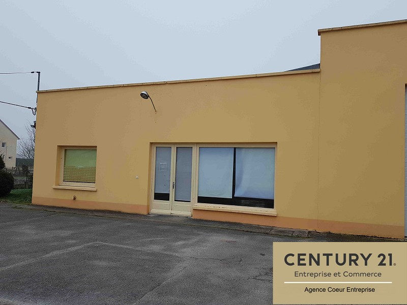 Location commerce - Saone-et-Loire (71) - 150.0 m²