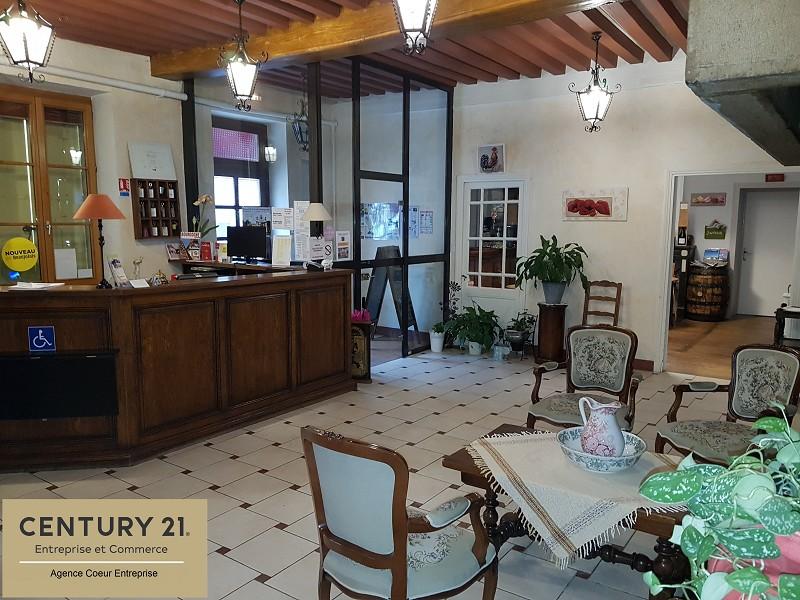 Hôtel à vendre - 1700.0 m2 - 71 - Saone-et-Loire