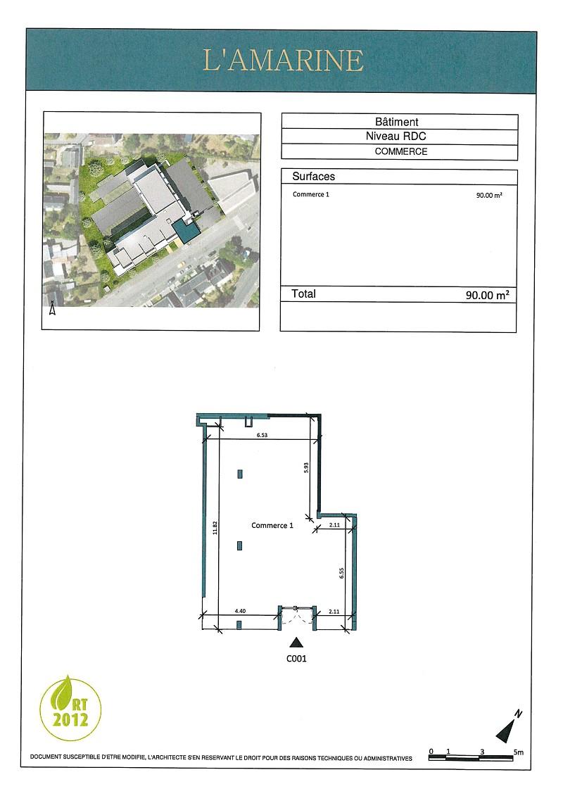Local d'activité à vendre - 180.0 m2 - 44 - Loire-Atlantique