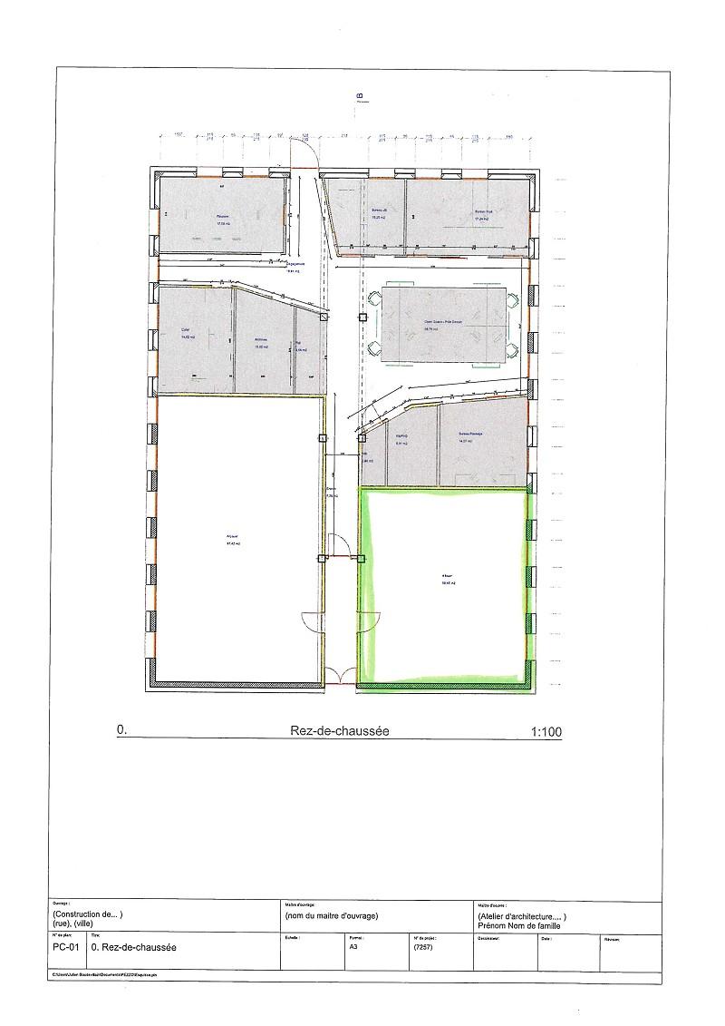 Vente entreprise - Loire-Atlantique (44) - 60.0 m²