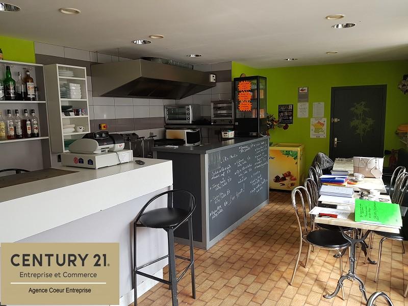 Restauration rapide à vendre - 71 - Saone-et-Loire